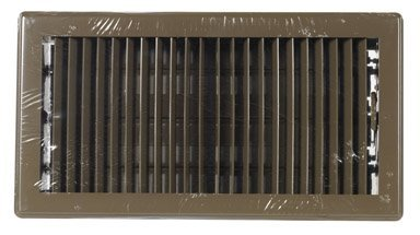 "American Metal Products 410b6x12-r Floor Diffuser 12""x6"" by AMERICAN METAL PRODUCTS"