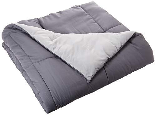 MANZOO 90102 King Comforter Duvet Insert Gray