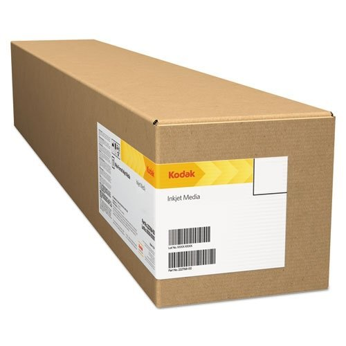 Kodak PROFESSIONAL Inkjet Artist Canvas Matte Finish / 378g- 17in x 40ft by Kodak