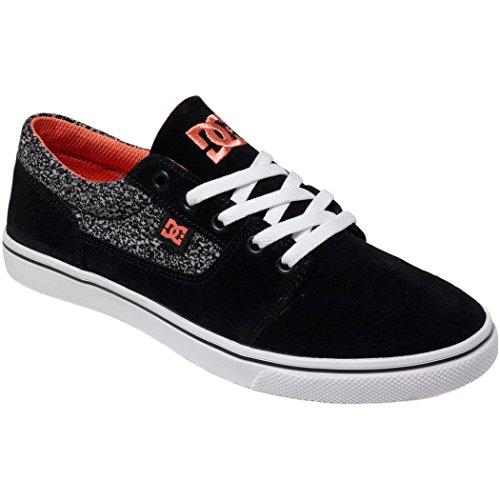 DC Women's Tonik W SE Lace Up Skate Shoe,Black/Carbon/Print,9 M US