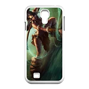 Samsung Galaxy S4 9500 Cell Phone Case White League of Legends Nidalee 0 LM5618541