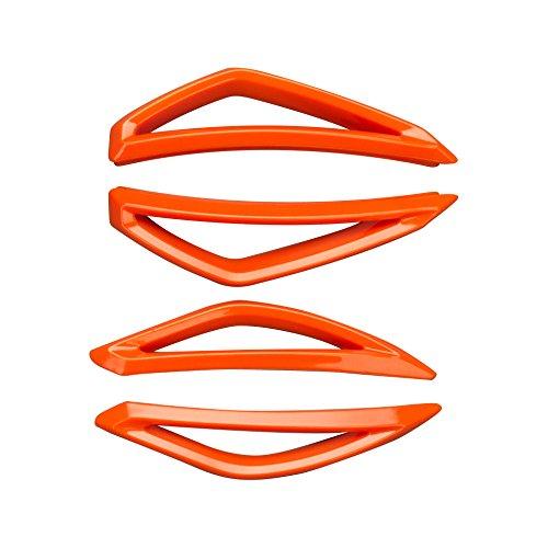 - Easton Z6/Z7 Series COLORSNAP Vent Kit Orange