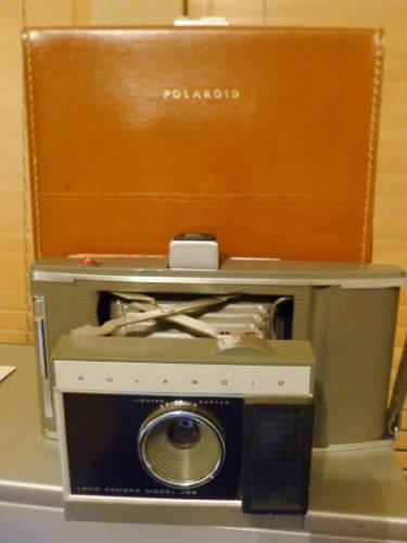 Vintage Polaroid J66 Folding Land Camera