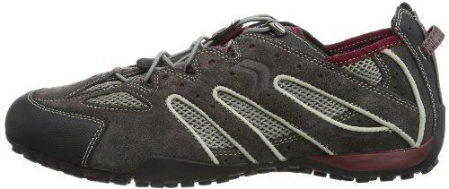 schnell verkaufend gut aussehen Schuhe verkaufen billigsten Verkauf Geox Men's Snake Low-Top Sneakers