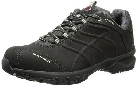 100% original Größe 40 so billig Mammut Tatlow GTX, Women's Low Rise Hiking Shoes, Grey ...
