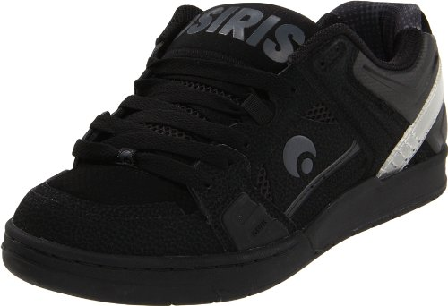 OSIRIS SKATE SHOES Skateboard JOS1 Black/Black/Charcoal