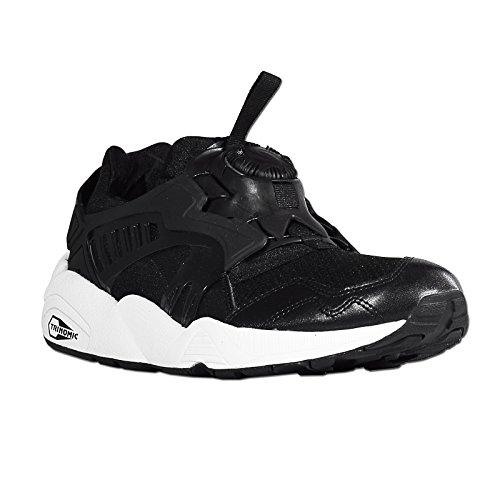 Puma DISQUE BLAZE-UP CORE Blanc Men Baskets Trinomic - Black/Black/Black, Noir/Noir/Noir, 41.5