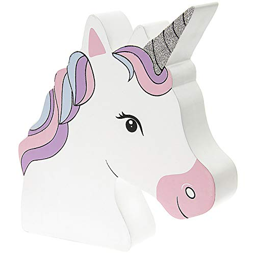 Joe Davies Magic Unicorn Head Resin Money Box Bank Savings …
