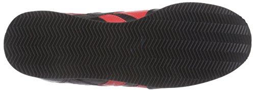 Reebok Royal Cljogger Ltr - Zapatillas Mujer Negro (black/poppy red/shark/white/collegiate royal)