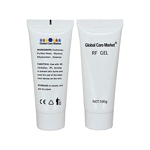 (RF GEL (2 Pack) - Skin Cooling and Lubrication Gel for Use with Radiofrequency Treatment Devices [Special 2-Bottle Package])