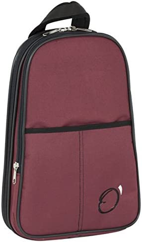 Ortola 0606-005 - Estuche clarinete, color rojo: Amazon.es: Instrumentos musicales
