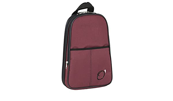 Ortola 0606-005 - Estuche clarinete, color rojo: Amazon.es ...