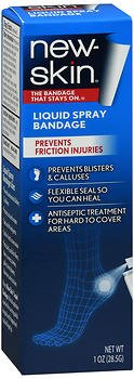New-Skin Liquid Bandage Spray - 1 oz, Pack of 5 by New-Skin