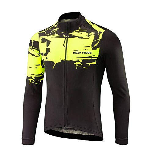 976199825 Uglyfrog 2018 New Mens Outdoor Sports Short Long Sleeve Cycling Jerseys  Bicycle Cycling Clothing HB04  Amazon.co.uk  Sports   Outdoors