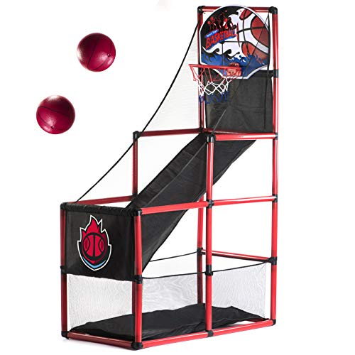 Arcade Basketball Hoop Game
