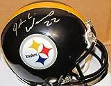 John L. Williams Autographed Mini Helmet - Autographed NFL Mini Helmets