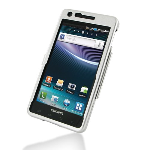 PDAIR Aluminum Silver Metal Case for Samsung Infuse 4G SG...