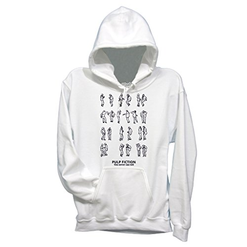 Sweatshirt Pulp Fiction Dance You Never Can Tell - FILM by Mush Dress Your Style