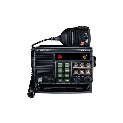 STANDARD HORIZON Standard Horizon VLH-3000A 30W Dual Zone PA/Loud Hailer/Fog w/Listen Back & 2 Optional Intercom Stations / VLH-3000A /
