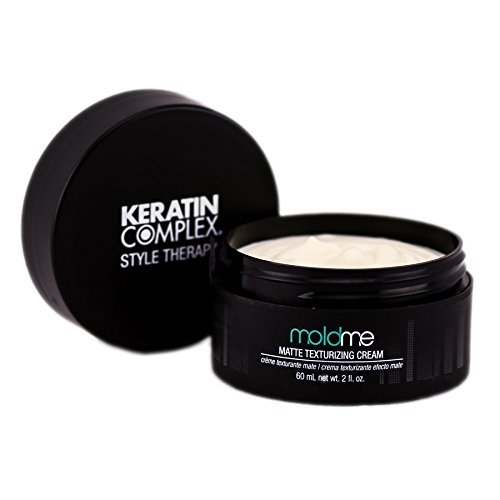 - Keratin Complex Style Therapy Mold Me Matte Texturizing Cream - 2oz