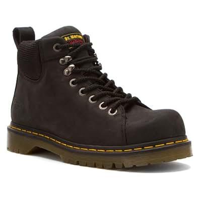 Dr. Martens Men's Bolster Boots,Black,9 M UK / 10 D(M) US