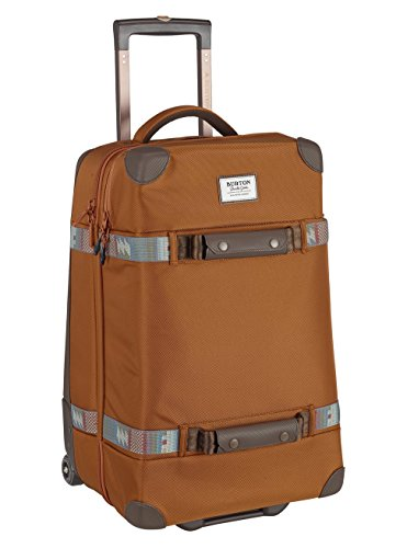 (Burton Wheelie Cargo 65L Travel Bag, True Penny Ballistic)