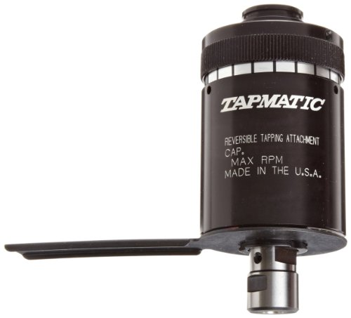 Tapmatic RX 30 Self-Reversing Tapping Head, 1/2''-20 Thread Mount, #0 - 1/4'' and M1.4-M7 Capacity by Tapmatic