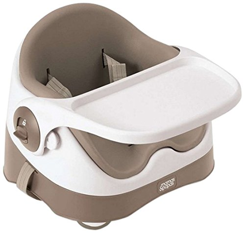 Mamas & Papas Baby Bud Booster Seat (Putty) by Mamas & Papas (Image #1)