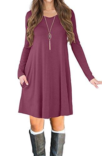 Trapeze Dress - 8