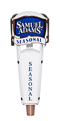 Sam Adams Short Seasonal Beer Tap Handle