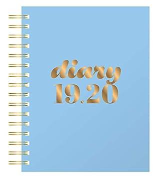Collins Scandi 2019-2020 - Agenda (A5, día por página ...
