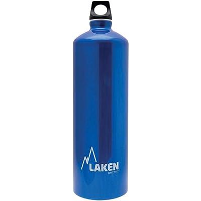 Lakin Botella de Aluminio - Boca Estrecha, Variedad de Colores y tamaños