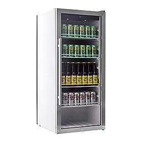 EdgeStar 8.6 Cu. Ft. Commercial Beverage Merchandiser