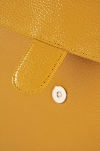 diboni Aktenmappe sonnengelb, Stivali donna Giallo giallo L 37 cm, B 5,5 cm, H 29 cm