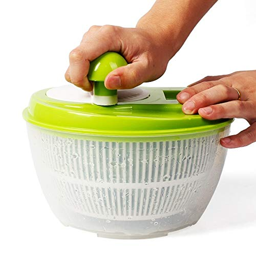 Salad Spinner Vegetable washing and Dehydration helper Kitchen Basket Kitchen Gadgets for vegetable Kitchen Tools
