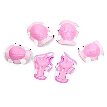 Amazon.com: eDealMax rosa rodilla Ajustable Codo Muñeca ...