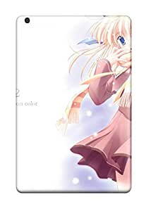 Snap-on Anime Girl 181 Case Cover Skin Compatible With Ipad Mini/mini 2