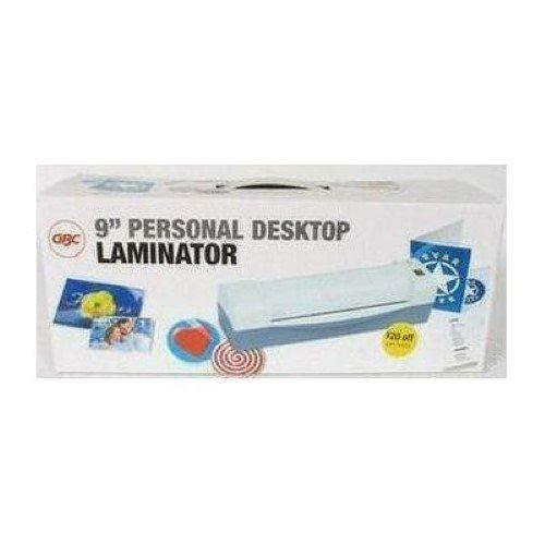 Amazon.com : GBC 9\u0026quot; Personal Desktop Laminator by GBC : Office ...