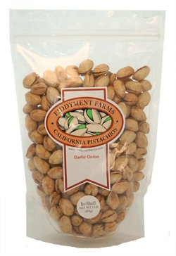 Farm Garlic - Fiddyment Farms 1 Lb Garlic Onion In-shell Pistachios