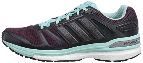 Chaussures carbon Sequence 7 Boost Red Femme Running Multicolore frost De Adidas Supernova rich Metallic Mint HIwafqPn