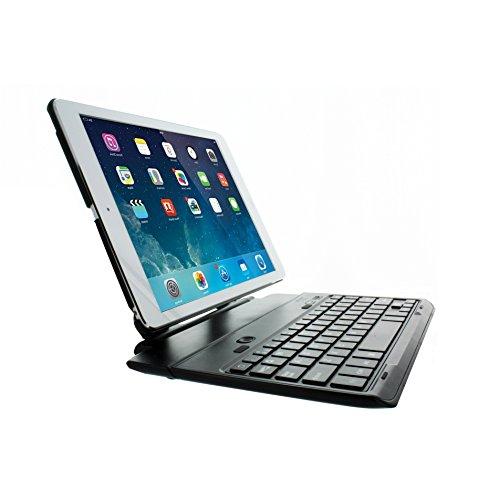 KHOMO Rotating DETACHABLE Bluetooth Keyboard