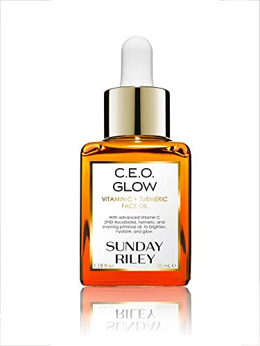 Sunday Riley C.E.O. Glow Vitamin C + Turmeric Face Oil, 1.18 fl. oz.
