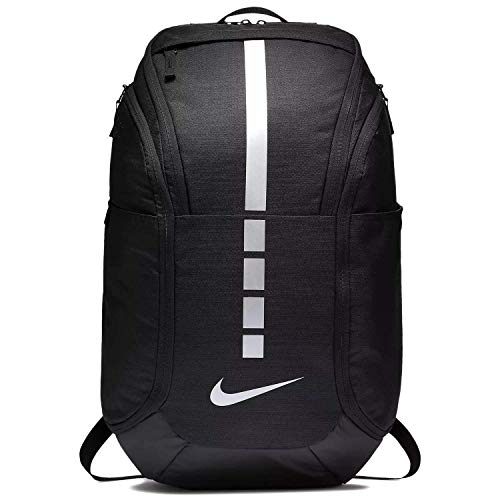 Nike Hoops Elite Hoops Pro Basketball Backpack Black Metallic Cool Grey