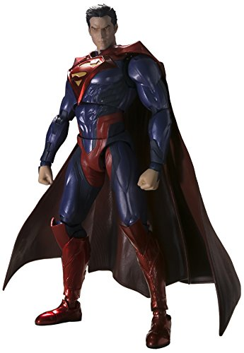 Superman Products : Bandai Tamashii Nations S.H. Figuarts Superman (Injustice Ver.)