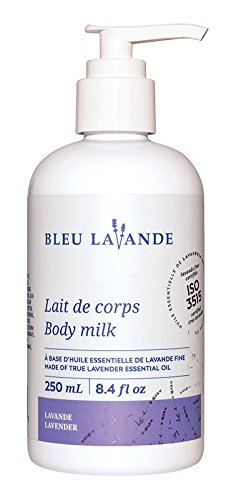 Bleu Lavande Body Milk 250 Milliliters