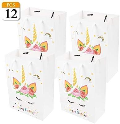 Amazon.com: VONDERSO - Bolsas de regalo para fiestas de ...