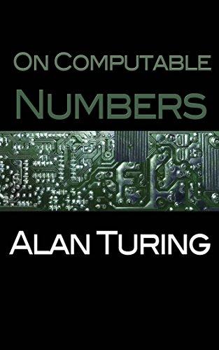 turing on computable numbers