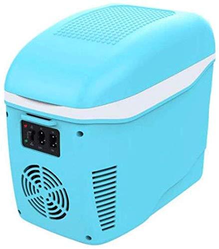 Dljyy Nevera portátil Coche de refrigerador, 7.5L Fresco eléctrico ...