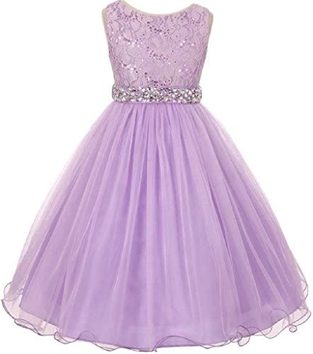 Dreamer Sleeveless Sequins Rhinestones Pageant
