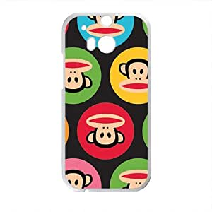 Happy PaulFrank Case Cover For HTC M8 Case